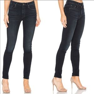 Mother High Rise Looker Petite Jeans